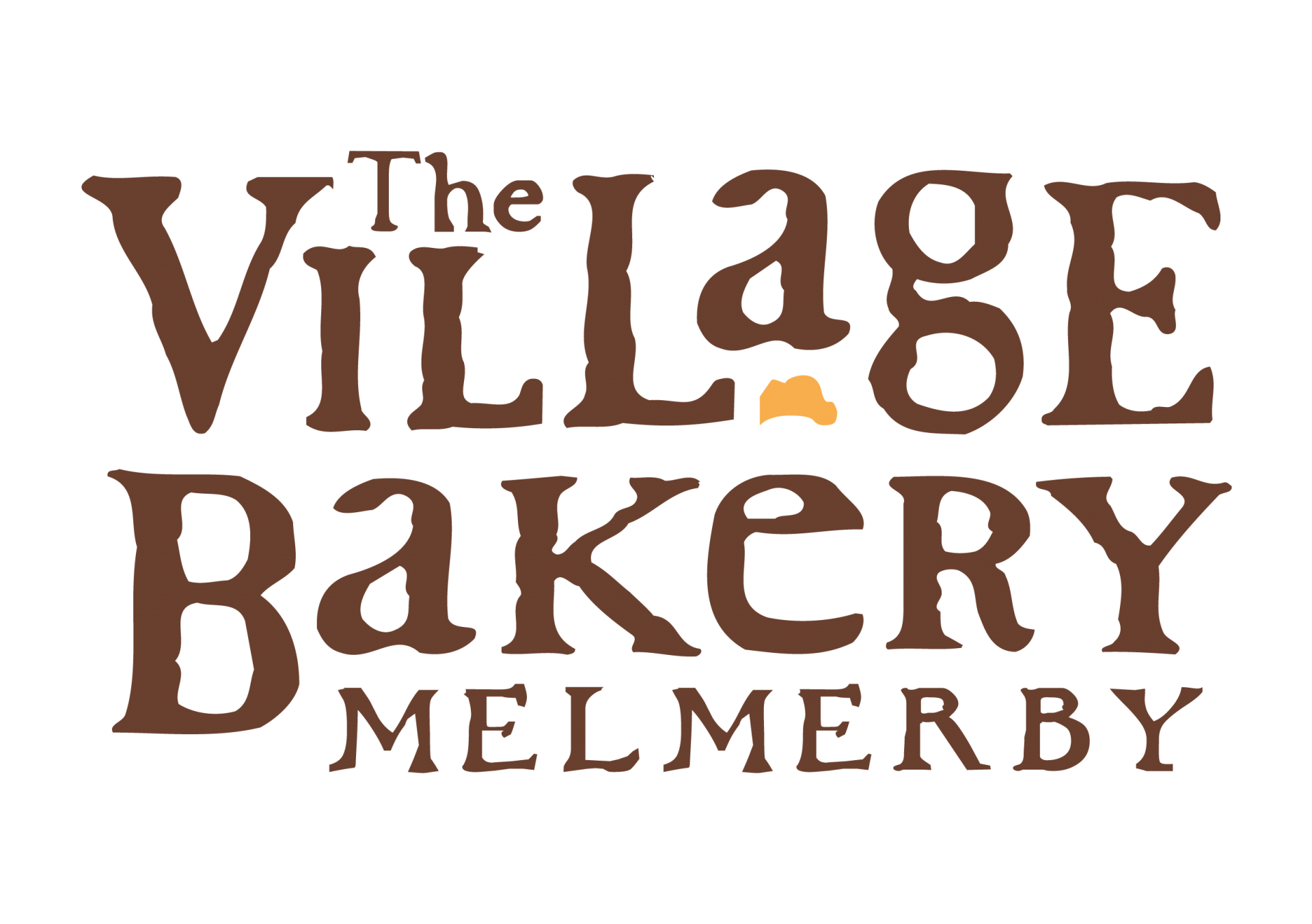 logo design - The Village Bakery