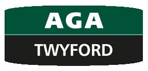 AGA Twyford logo