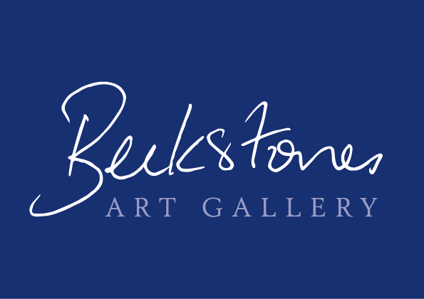 Logo design Beckstones Art Gallery