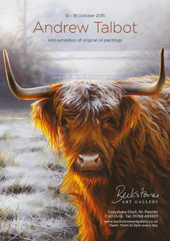 Advert design - Beckstones - Andrew Talbot